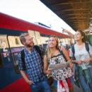 Interrail Reise